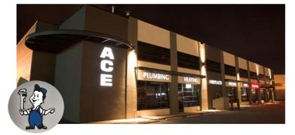 ACE Fireplaces - Building